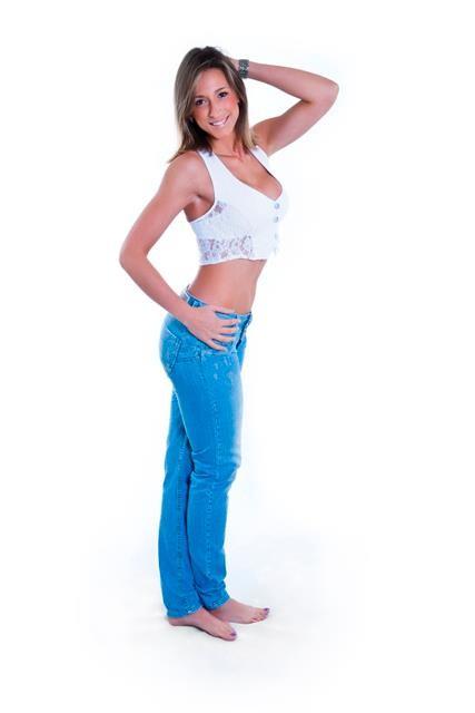 Alessandra França (modelo & escritora)
