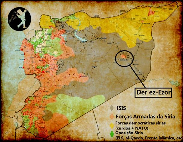 Der ez-Zor na Síria