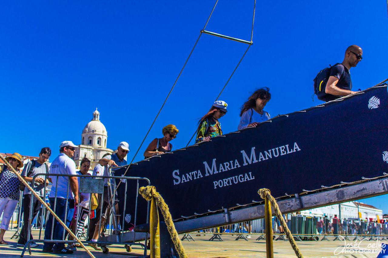 tall ships races navios 2016 lisboa náutica vela
