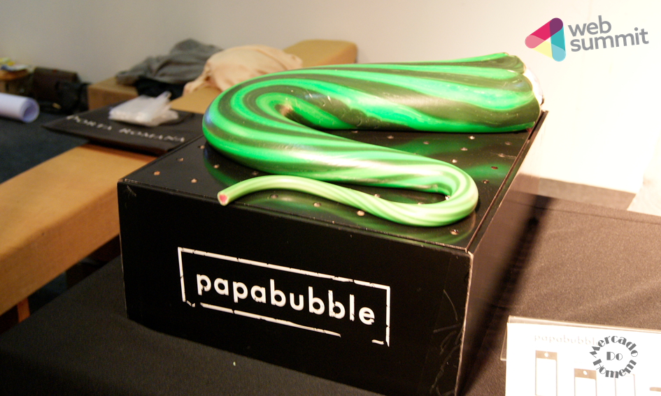 Papabubble Booth