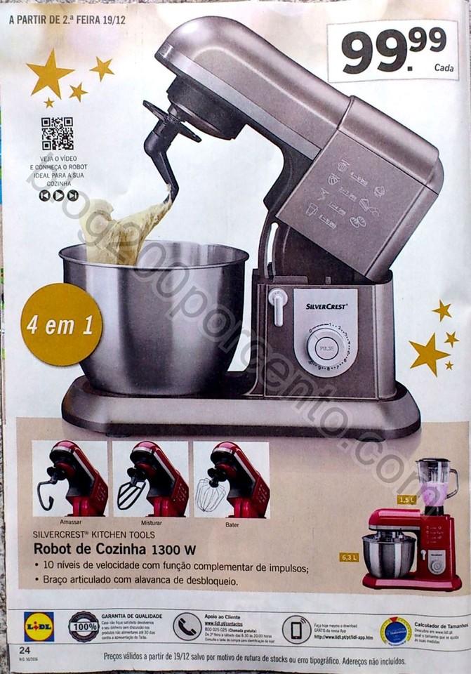 Antevis o folheto lidl extra promo es a partir de 19 for Robot de cocina silvercrest