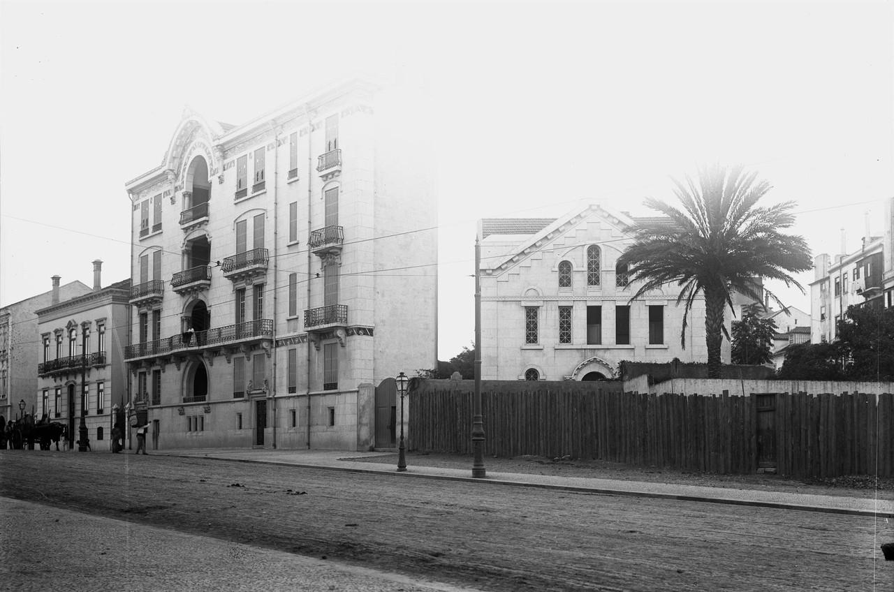 Casa Ventura Terra, prémio Valmor de 1903, foto d