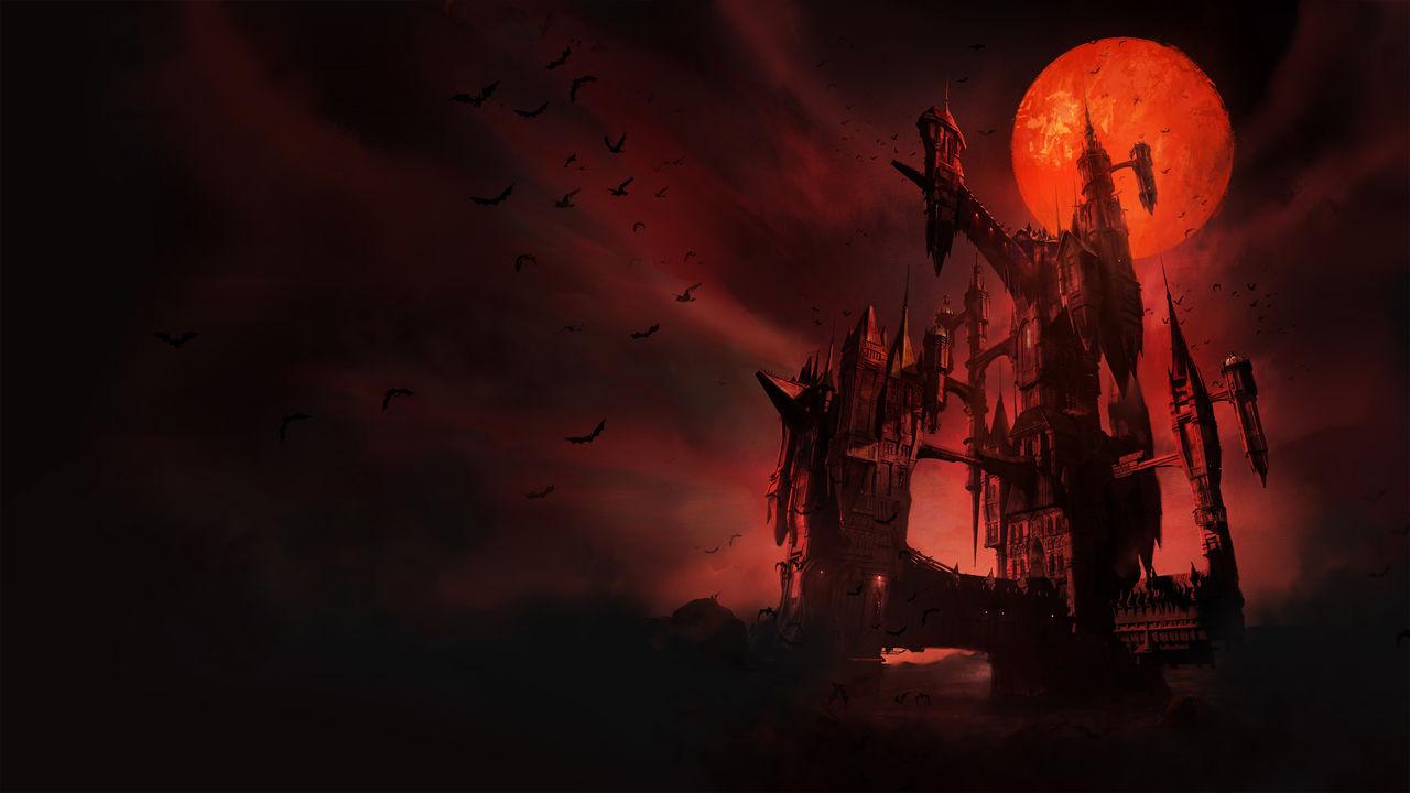 Castlevania - imagem promocional da série Netflix