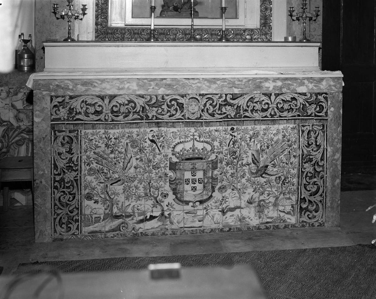 Convento de Santa Teresa de Jesus em Carnide, pain