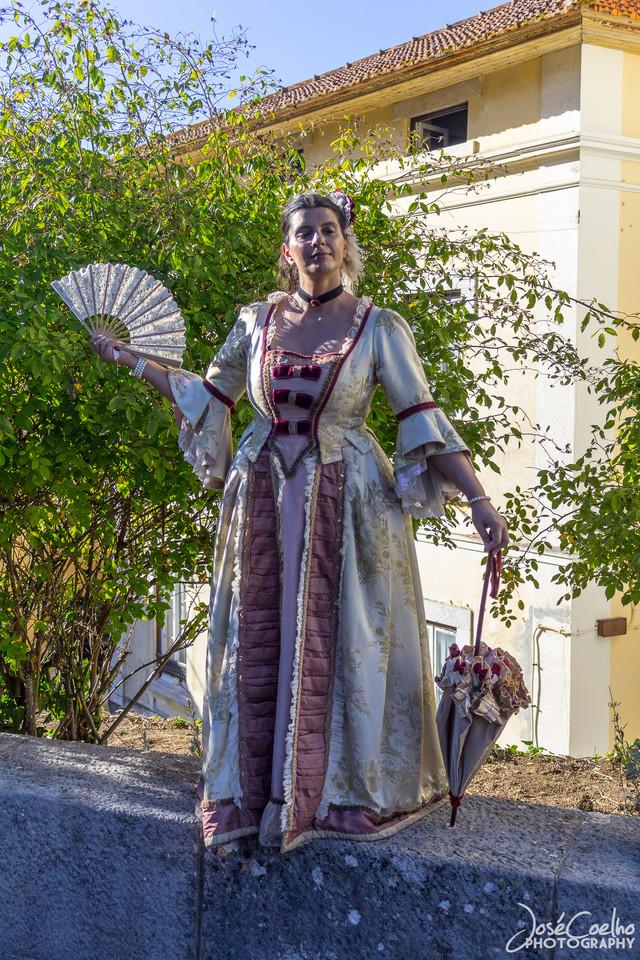 sintra festival 2016 estátuas vivas living statues fotografia