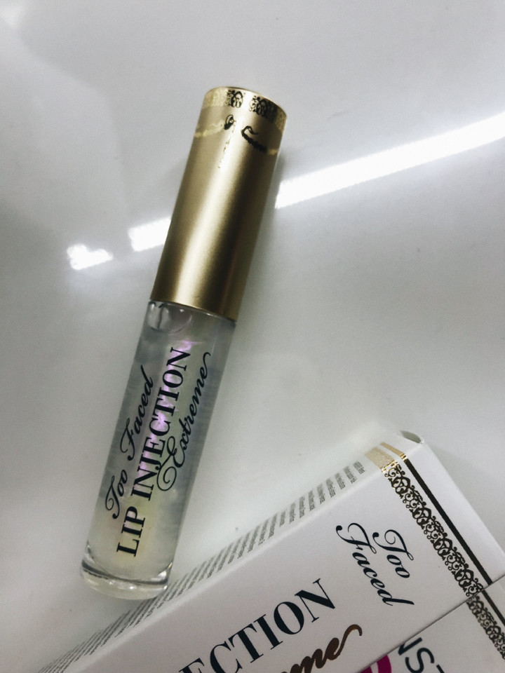 Review: Lip Injection Extreme - Too Faced - Funciona mesmo