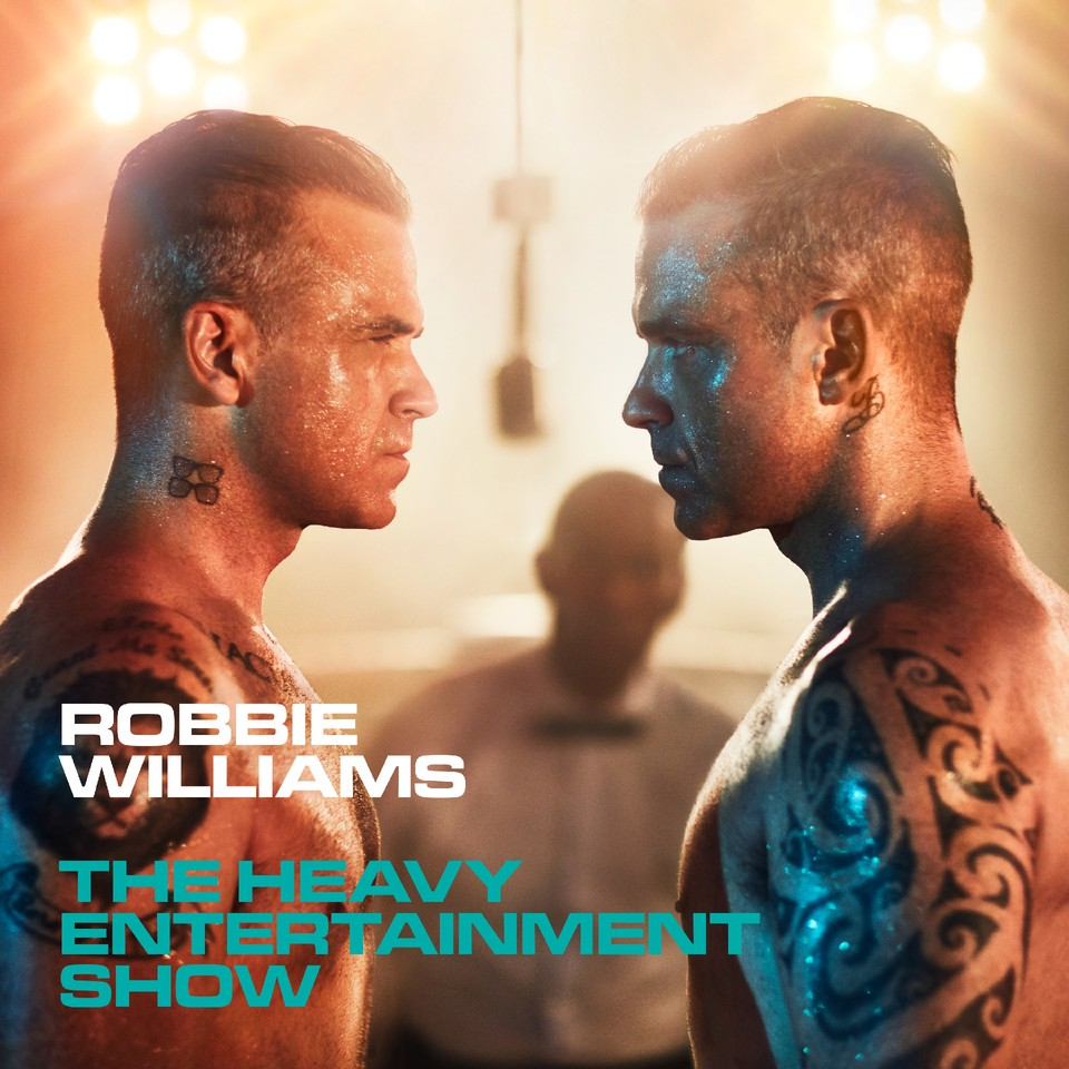Robbie Williams_The Heavy Entertainment Show capa.