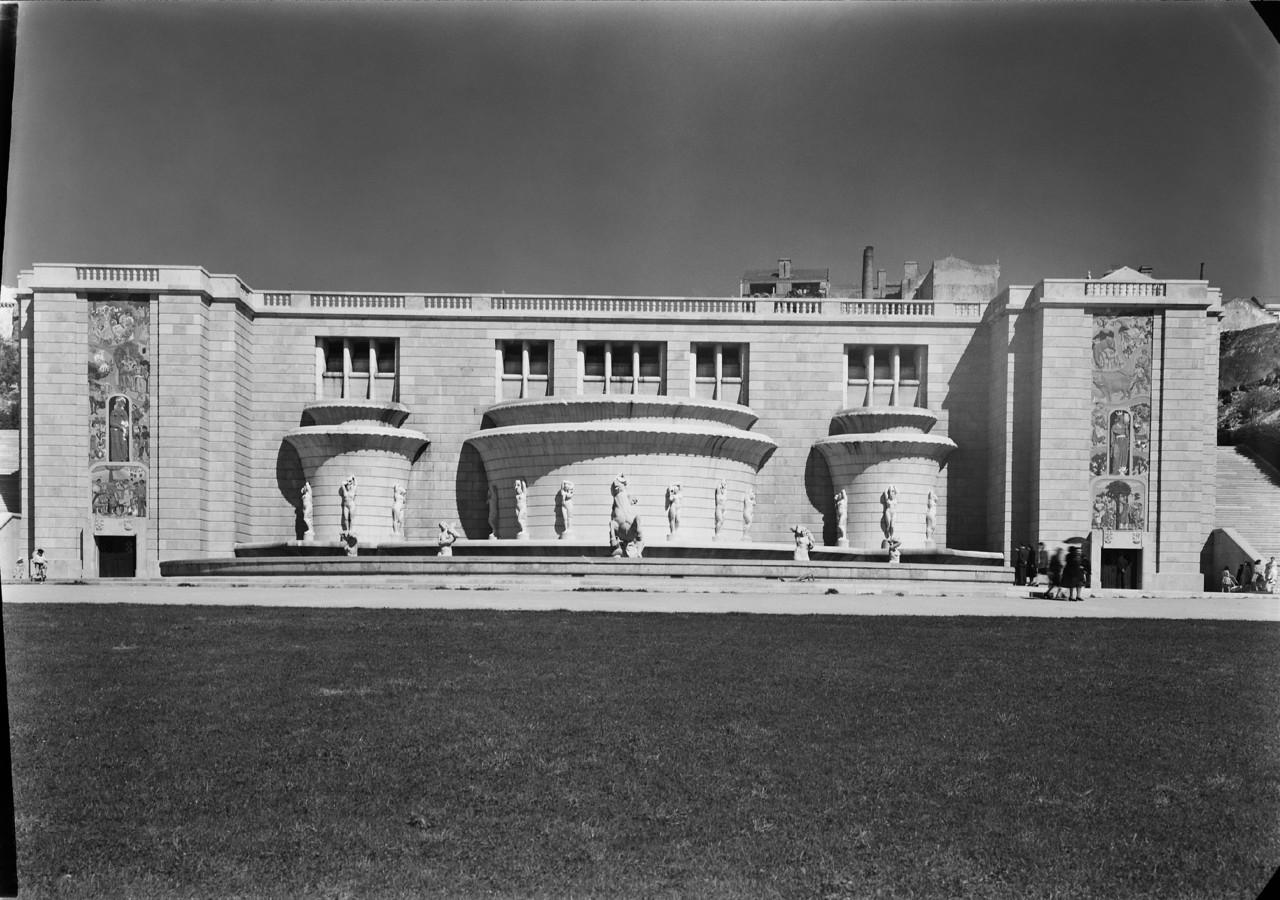 Fonte Monumental, Alameda (H. Novais, c. 1948)