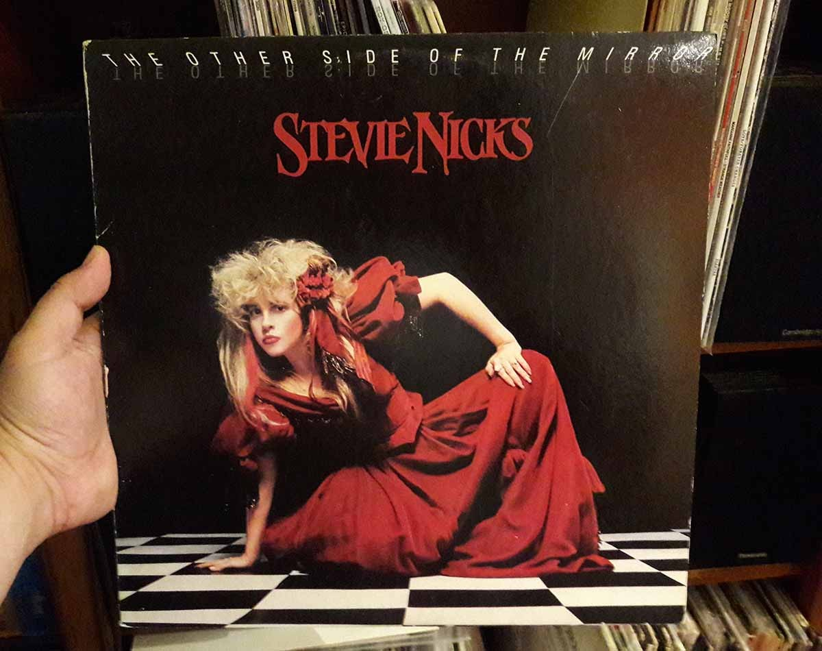 The Other Side Of The Mirror Stevie Nicks no Gira Discos