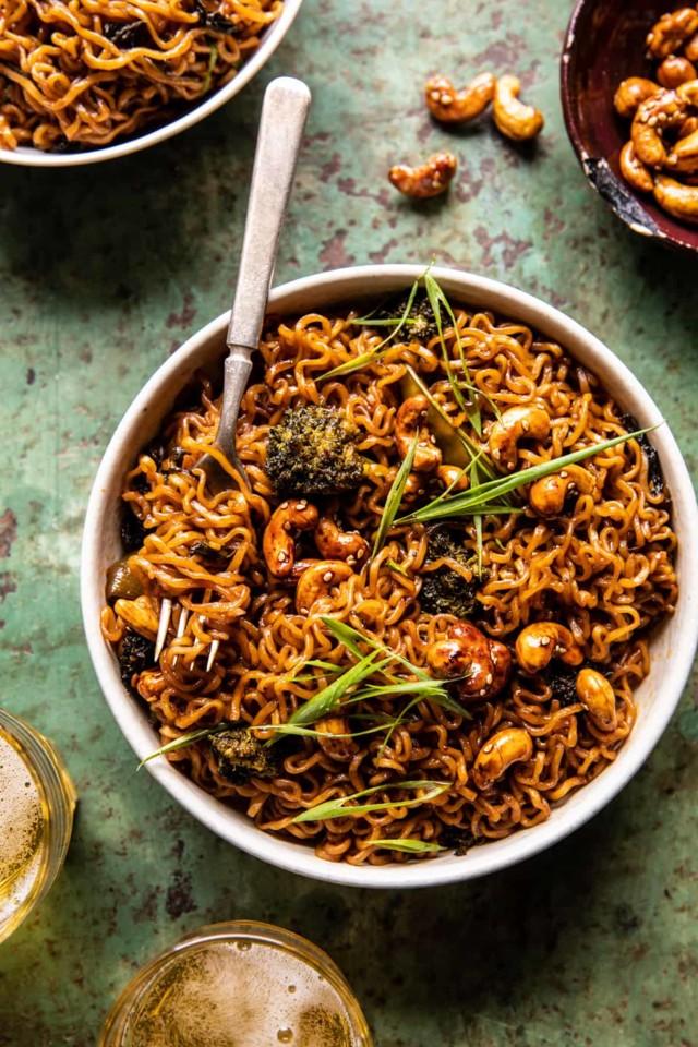 20-Minute-Stir-Fried-Honey-Ginger-Sesame-Noodles-5