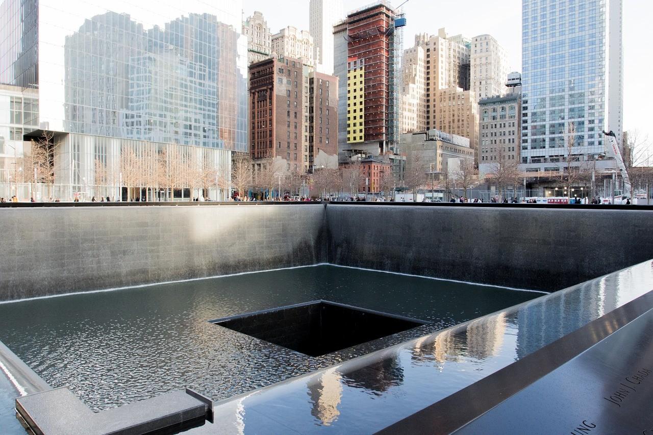 Memorial 11 setembro@pixabay