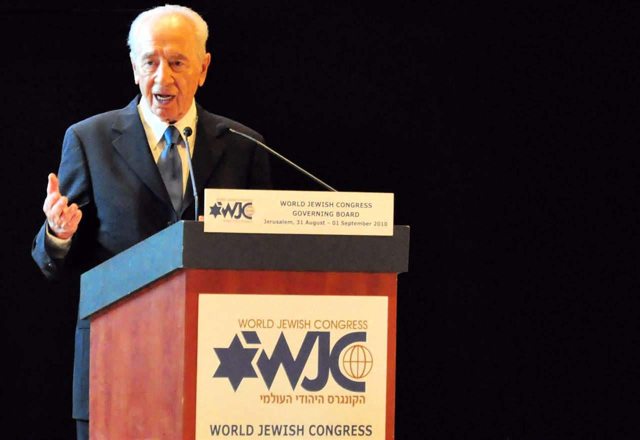 Shimon Peres_2010