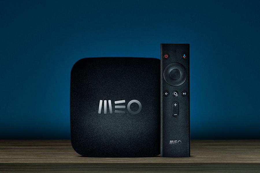 Clientes MEO já podem ter serviço na nova box Android TV
