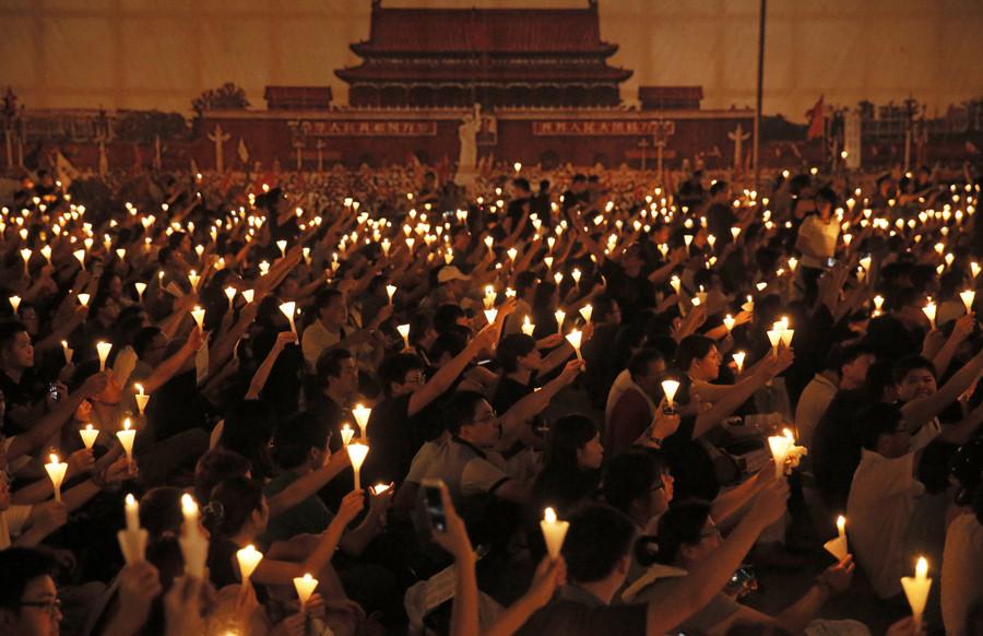 Vigília pelas vítimas realizada anualmente II.bm