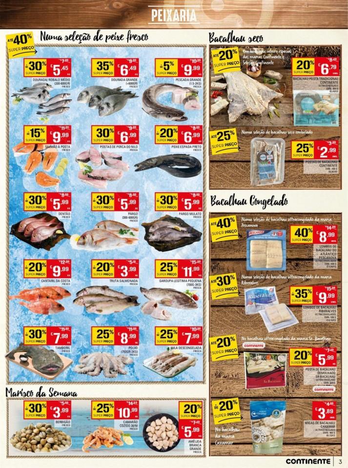Folheto Promoções Continente Antevisão 12a18 mar