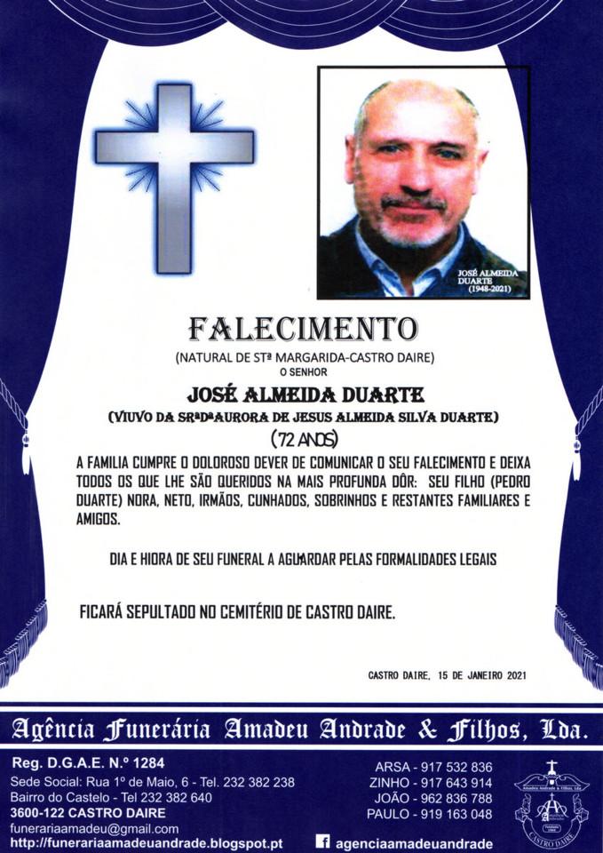 RIP-JOSÉ ALMEIDA DUARTE -72 ANOS (CASTRO DAIRE).j