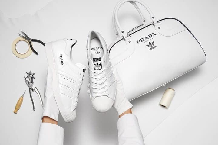 Prada x Adidas: tudo o que precisa de saber sobre a colaboração