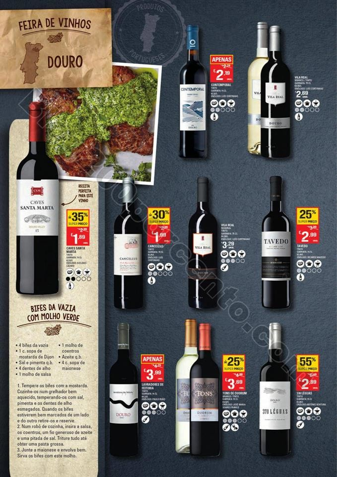 feira dos vinhos continente 19 setembro a 14 outub