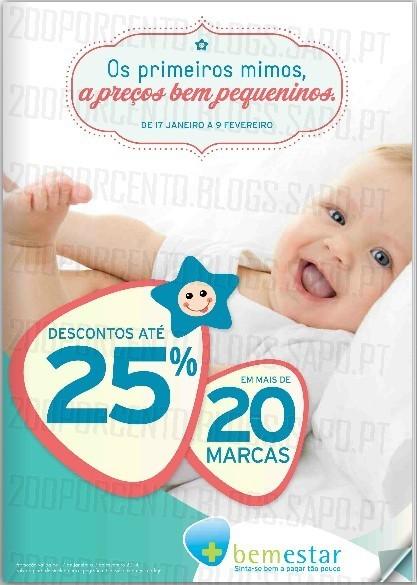 Novo folheto | BEM ESTAR / PINGO DOCE | Especial Bebé