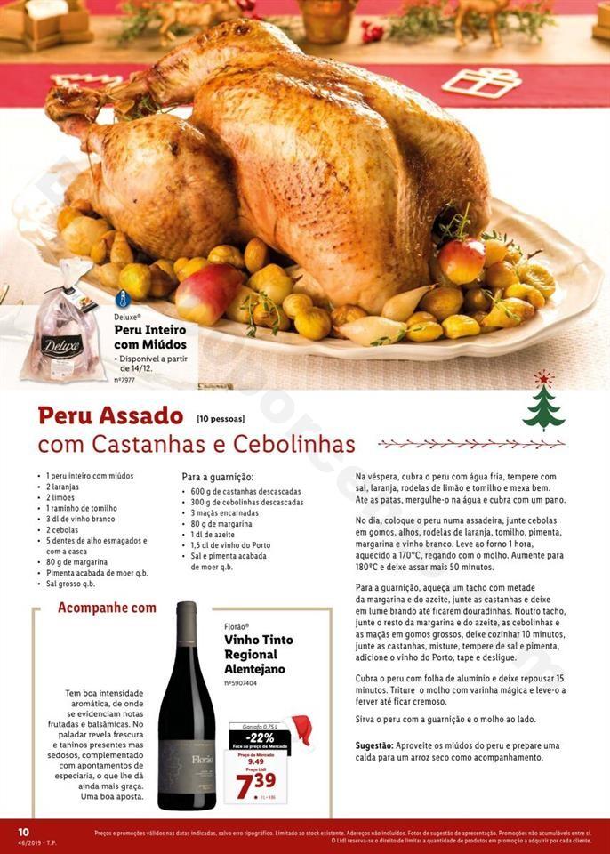 Folheto LIDL Presentes de Natal 11  novembro p10.j