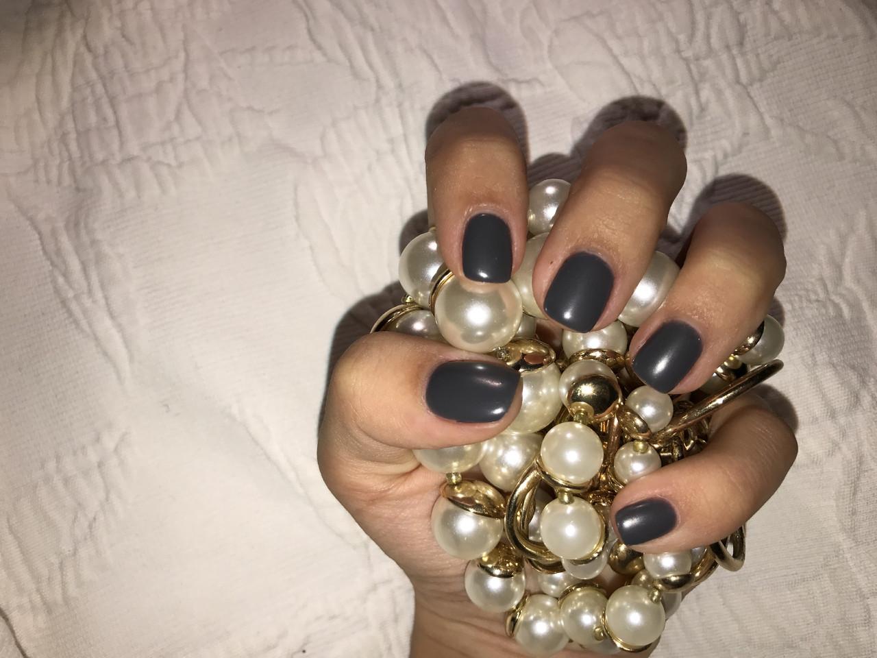 Manicure | novembro 2016
