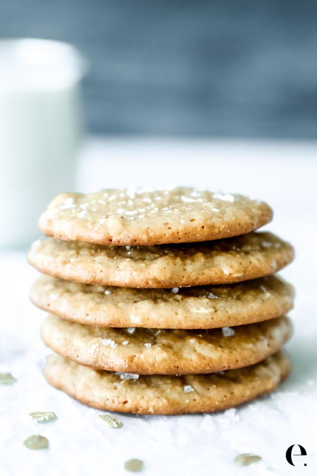 Peanut-Butter-Oatmeal-Cookies-Recipe-Elizabeth-Rid