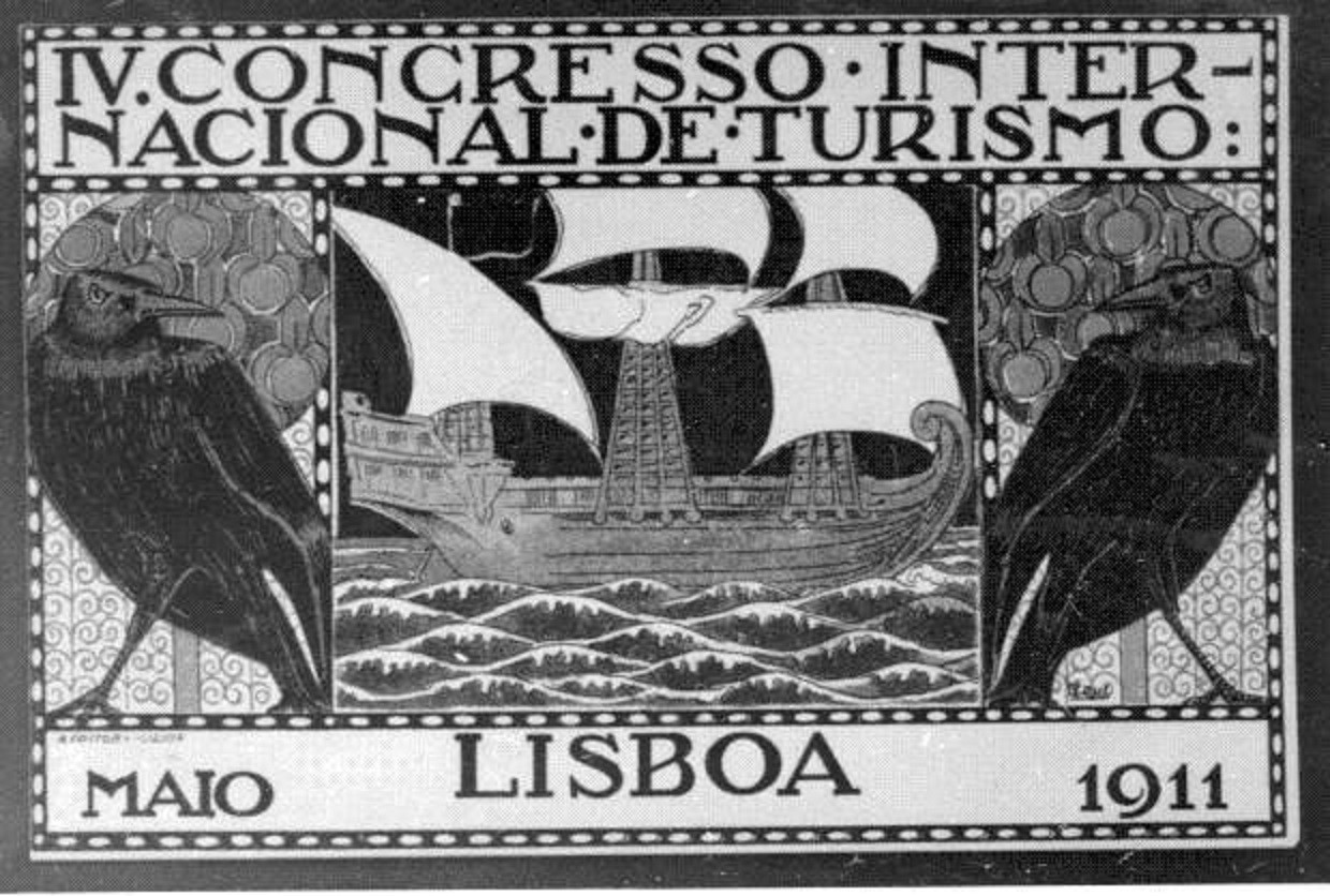 Cartaz informativo do IV Congresso Internacional d