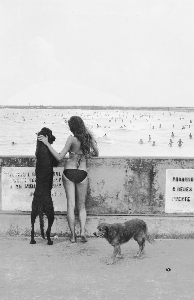 Michael Carlebach, South Beach Pier, California, 1