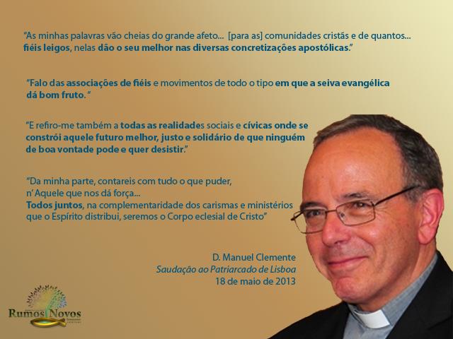D Manuel Clemente