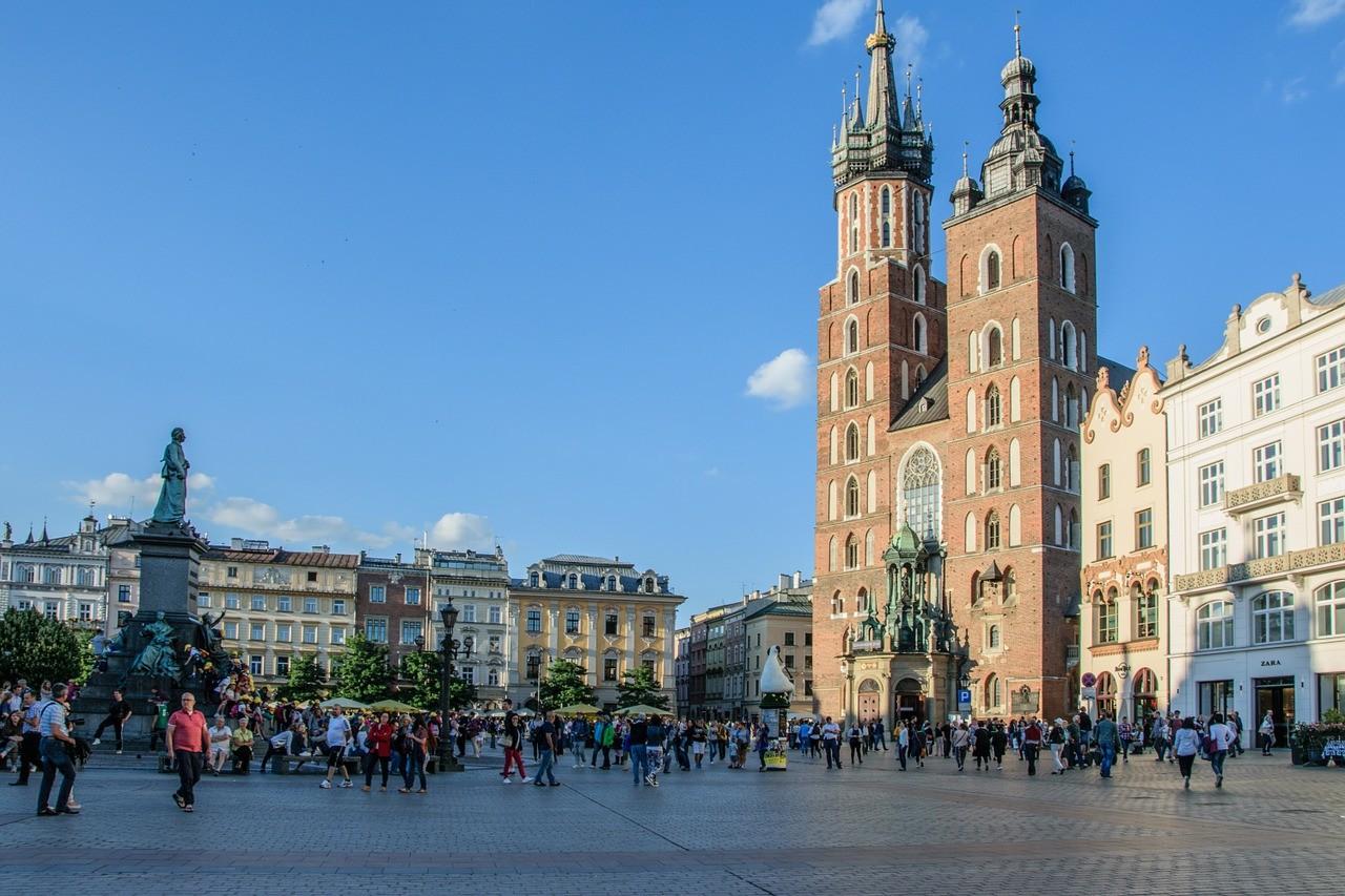 Cracóvia, Polónia