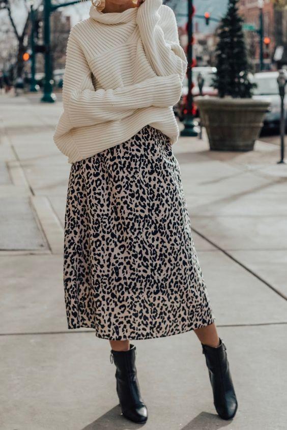 Look moderno e cool com bota cano alto   Looks, Moda, Look