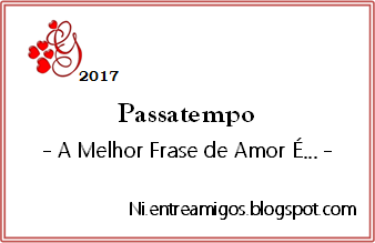 Selo 2017 - Amor é....png