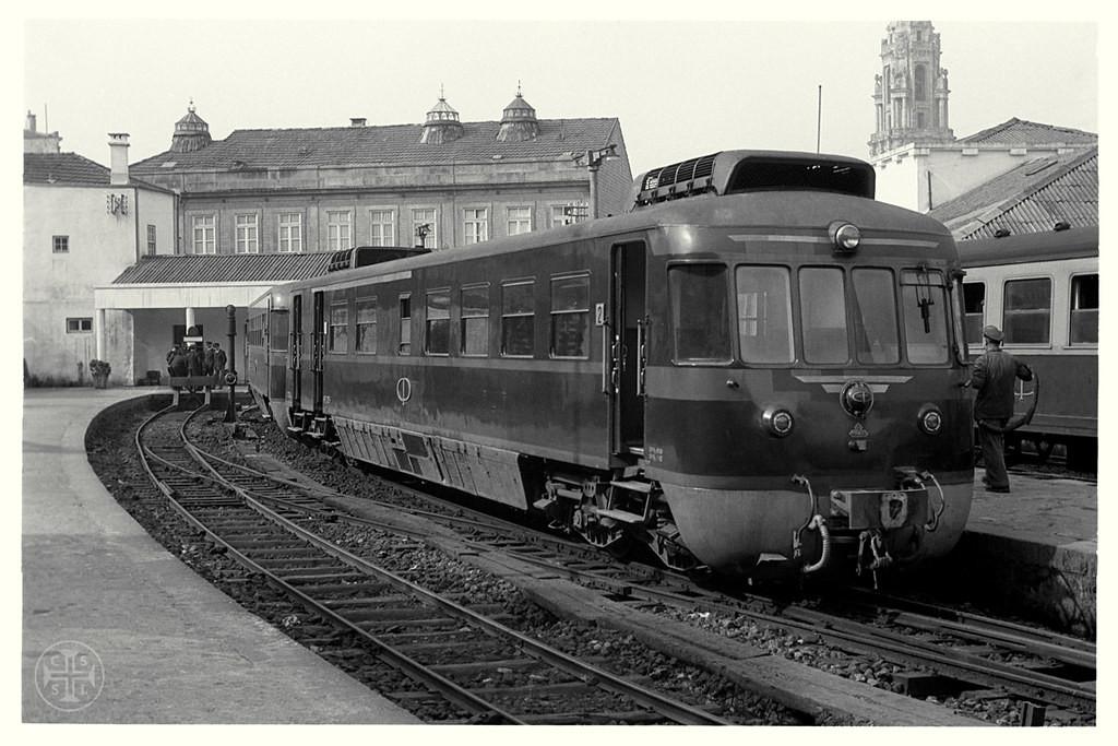 Automotoras Allan, Gare de S. Bento (Portimagem, s.d.)