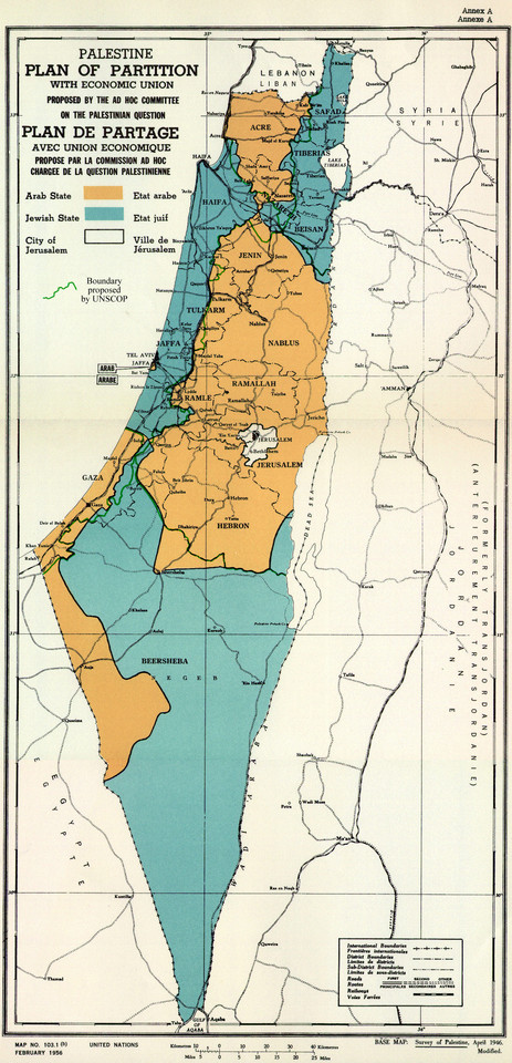 Mapa UN_Palestine_Partition_Versions_1947