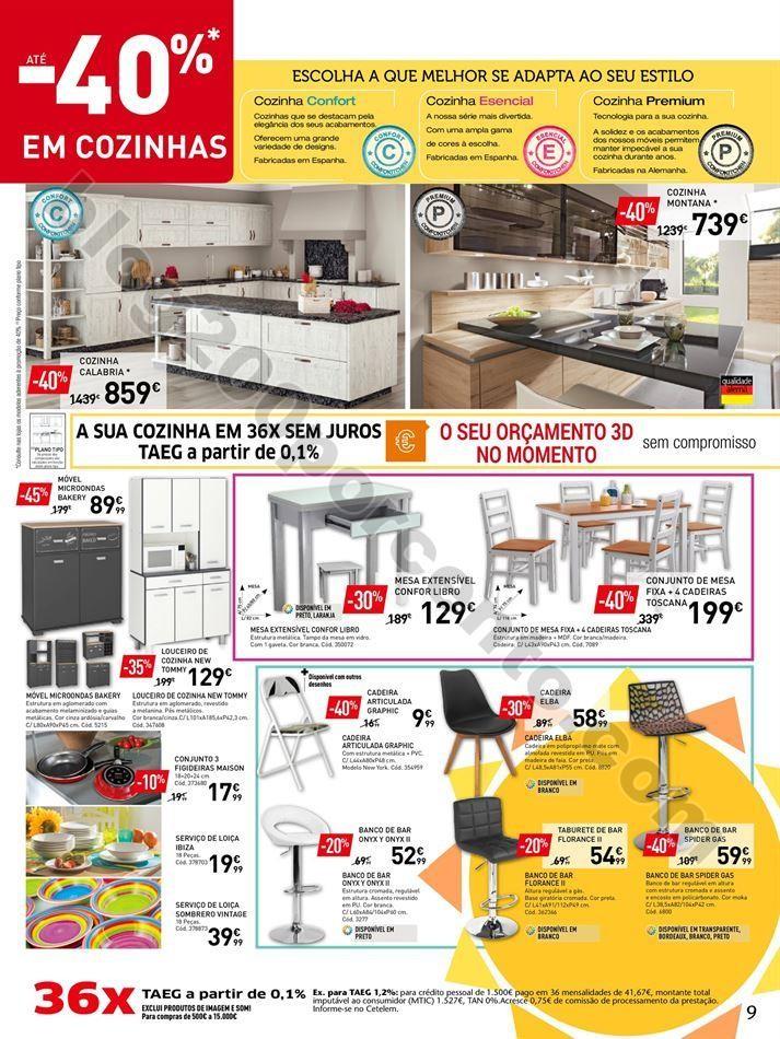 Antevisão Folheto CONFORAMA Promoções de 10 a 2