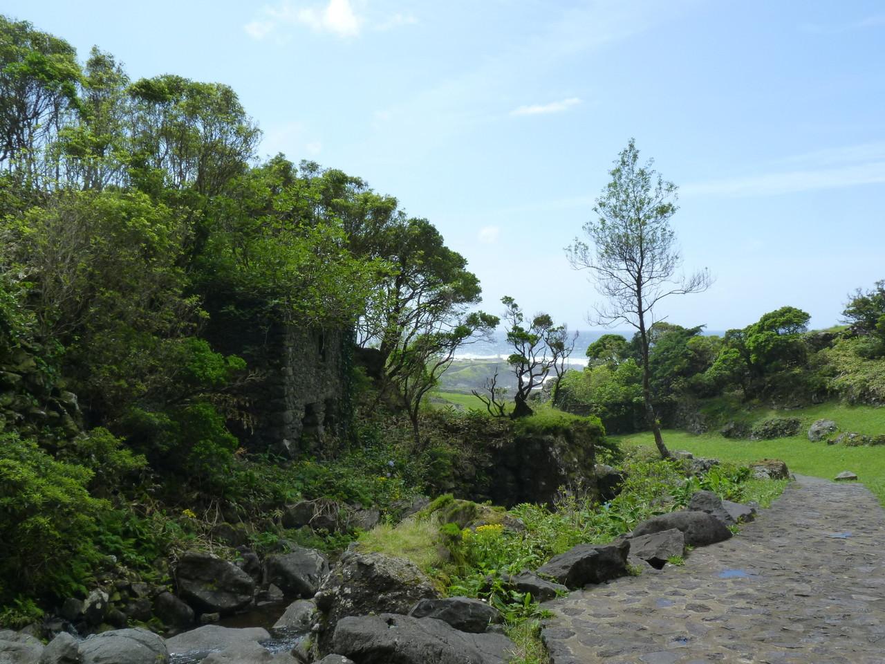 Fajã Gande - Poço do Bacalhau 8.JPG