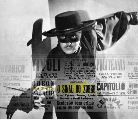 O Sinal do Zorro, 1941
