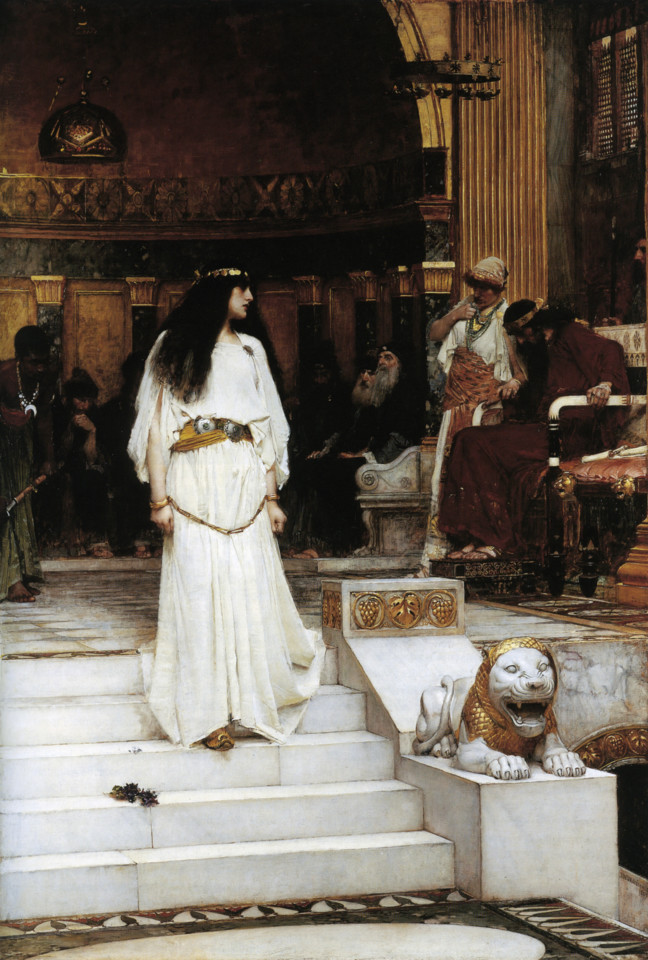 John_William_Waterhouse_-_Mariamne_Leaving_the_Jud
