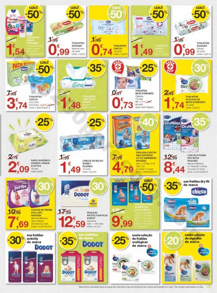 Antevisão Folheto E-Leclerc Promoções de 25 abr
