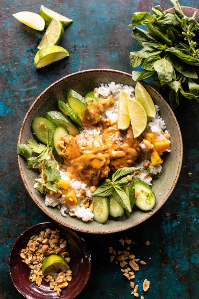 Weeknight-Thai-Peanut-Chicken-with-Spicy-Lime-Mang