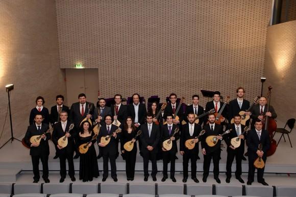 16. Orquestra Portuguesa de Guitarrase   Bandolins