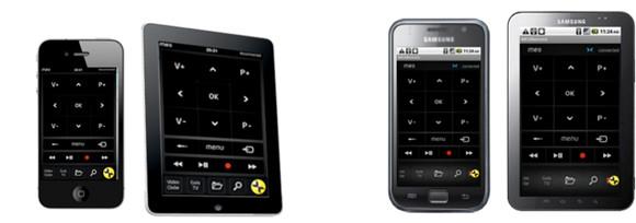 Meo Remote para iPhone, iPAD e terminais Android - Novas funcionalidades