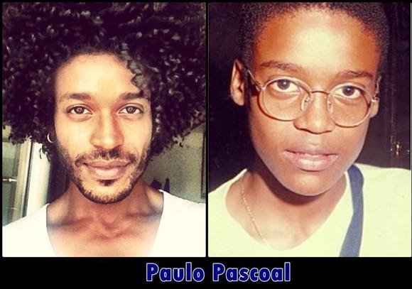 Paulo Pascoal só mudou o cabelo