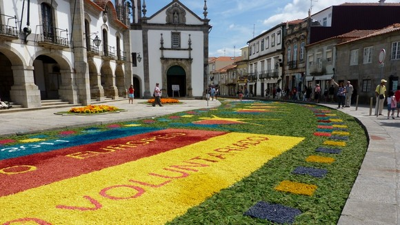 Tapetes Floridos - Caminha (1)