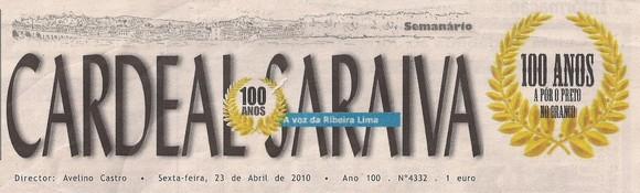 O Rosquedo - Cardeal Saraiva 1