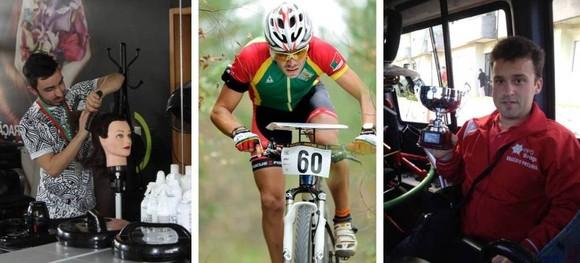 Atletas Povoenses destacam-se em varias frentes
