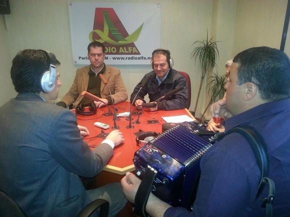 4 - Pres. Entrev.Radio Alfa