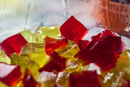 Doce de gelatina