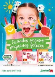 JUMBO Dia da Criança + Promoç
