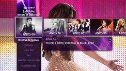 Festival da Canção 2011 no MEO interactivo